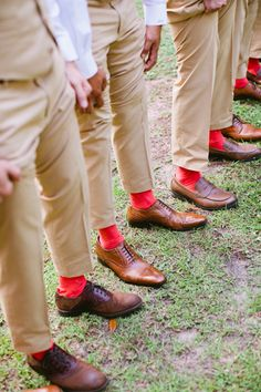 colorful socks | Anna Routh #wedding