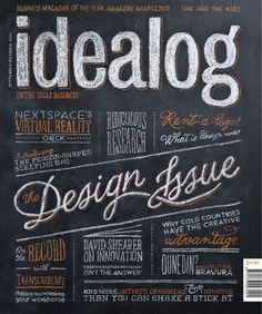 Magazine Covers: Inspiration Set | Designcollector