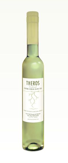 Theros Olive Oil Family farm, super fresh