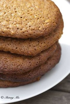 Molasses and Honey Oatmeal Cookies--the kids will love these for an after school snack! #molasses #honey #oatmealcookies