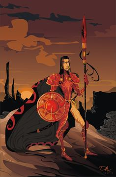 Oberyn Martell by ~dejan-delic on deviantART
