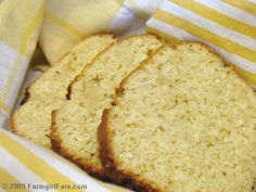 Recipe: Easy Lemon Coconut Quick Bread Made with Unsweetened Coconut