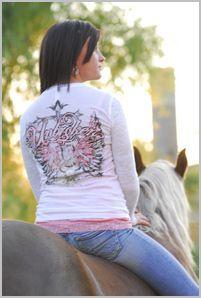 Unbroken Cowgirl Apparel/Clothing