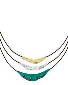 Cayman Necklace, Necklaces - Silpada Designs. www.mysilpada.com/dawn.radtke