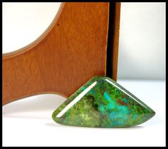 Free Form Cabochon  Made From Chrysocolla