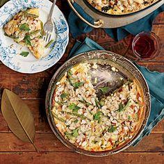 Green Bean Quiche | MyRecipes.com