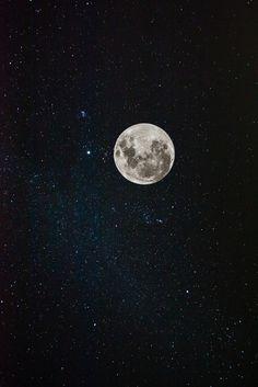 ✿ la luna