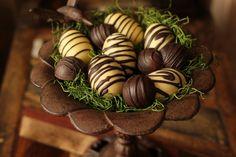 Low-carb truffles