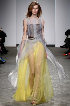 Vionnet Spring 2014 Couture Collection Slideshow on Style.com