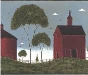 Warren Kimble ~ American Folk Art