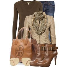 casual chic for fall...