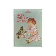 mother goose board book