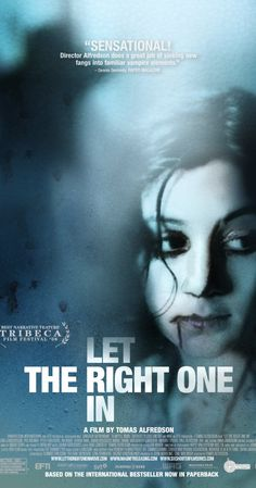 Let the Right One In (2008) - A 12-year-old victim of bullies in a town plagued by murders spends his time plotting revenge -- until he meets a misfit vampire who steals his heart.