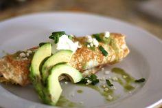 Breakfast Burrito with Turkey Chorizo Sausage - Danielle Walker's Against All Grain