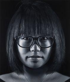 Hyper-Realistic Paintings by Charles Bierk