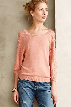 Icehouse Pullover #anthropologie