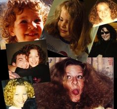 Author and Blogger Scary Mommy shares the crazy ways she has tamed her curls!