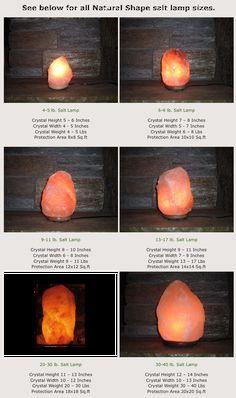 Himalayan Salt Lamps Room Size : Himalayan Salt Lamp on Pinterest 46 Pins