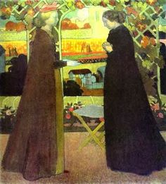 The Visitation. Maurice Denis (1870 - 1943)