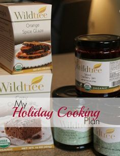 What is your holiday cooking plan this year?  Mine includes many Wildtree products!   Organize 365