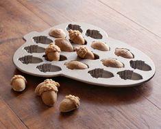 acorn cookie mold.