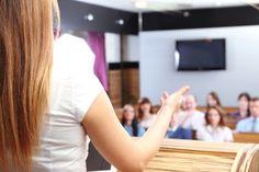 5 pitfalls to avoid when giving a speech