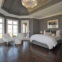 amazing floor, amazing ceiling calm grey and white