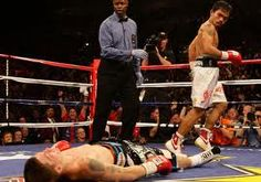 Pacquiao strikes.