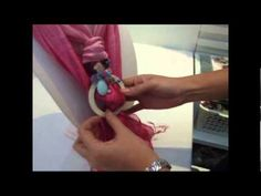 How to tie and wear a Thai silk scarf with our jewelry. scarf2