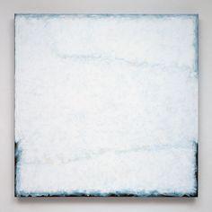 Robert Ryman / series #13 (white), 2004