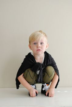 Boys in leggings part 2: toddlers by La Petite Magazine