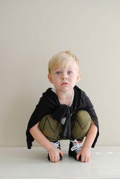 Boys in leggings part 2: toddlers by La Petite Magazine