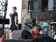 "Xiu Xiu and Deerhoof - ""Disorder"" Joy Division Cover at Williamsburg Waterfront 7/11/2010 - YouTube"