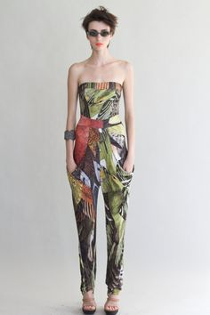 If it is about birds, here they look amazing!!! http://www.etsy.com/listing/81179729/printed-strapless-overall