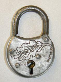 Image detail for -Antique Locks | The Master Locksmith