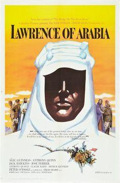 Lawrence of Arabia US one sheet (1962)