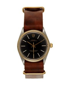 Vintage Watches Rolex Oyster Perpetual Chronometer Watch (c. 1968)