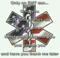 EMT's showing some love...