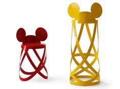Mickey stools!