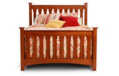 Bedroom Expressions - Wright King Panel Bed