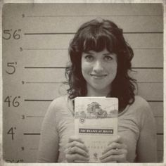 Mugshots... great idea for a fun Family Reading Night activity! This is for banned books. Might be cute to take a pic of all staff holding up their favorite book for literacy night.