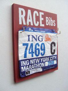 This Race Bibs Holders.