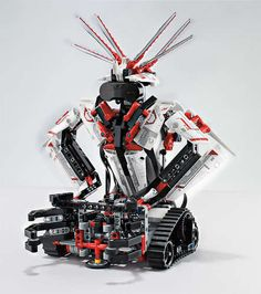 The Lego Mindstorms EV3 Series Provides More Socially Connected Robots #lego #toys