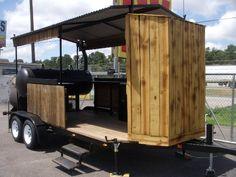 Custom BBQ Pits | 05 Custom Made BBQ-Pit JW Travel Trailer