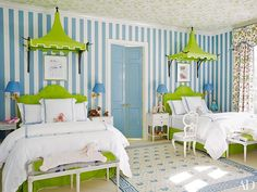 canopi, canopy beds, kid rooms, bedroom