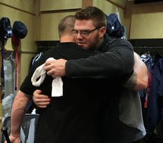 It's the last Freddie Hug we'll see for a while...