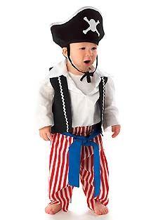 Zak s pirate costume idea