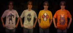 ★ StrangeStore on Spreadshirt! ★ Paul Stickland T-Shirts #strangestore #robots #kids #tshirts #fashion #owls #robots #superape