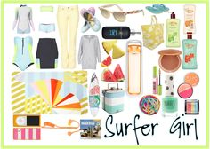 Little SurferGirl - Project Gadabout
