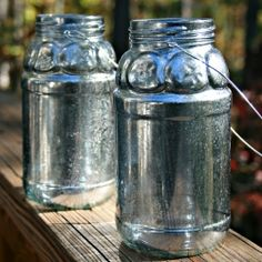 DIY your own Mercury Glass